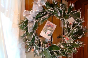 Mrs. Carter's Wreath